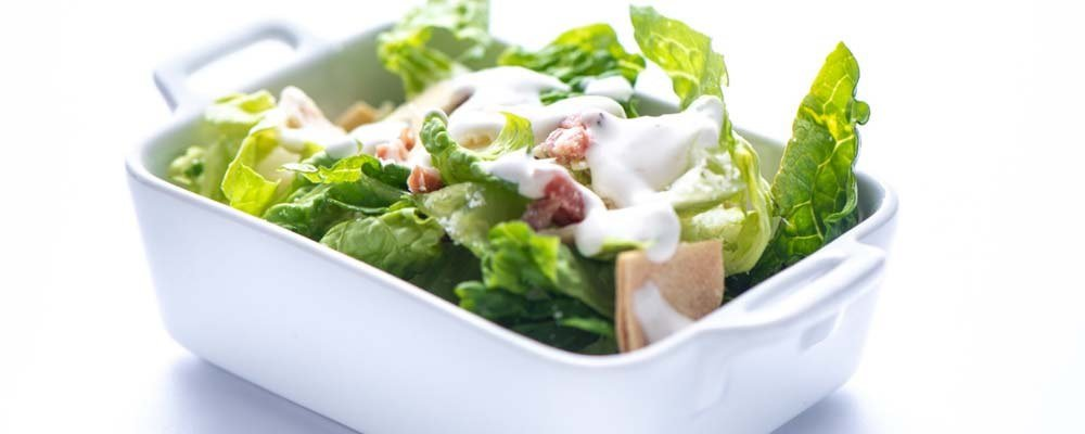 Crispy Caesar Salad
