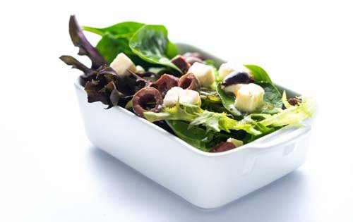Fresh Mediterranean Salad