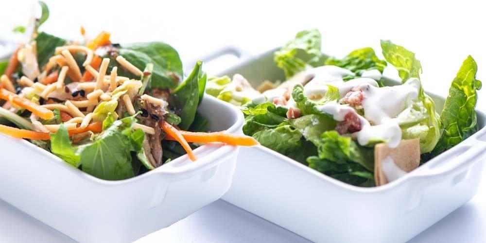 Salad Kits and Bowls